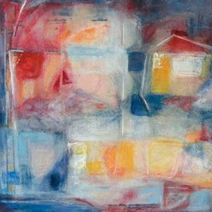 priolo-road-acrylic-and-pastel-on-canvas-25x25in