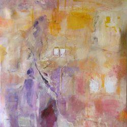 "22. ""Going Home"" - acrylic on canvas, 61x46cm"